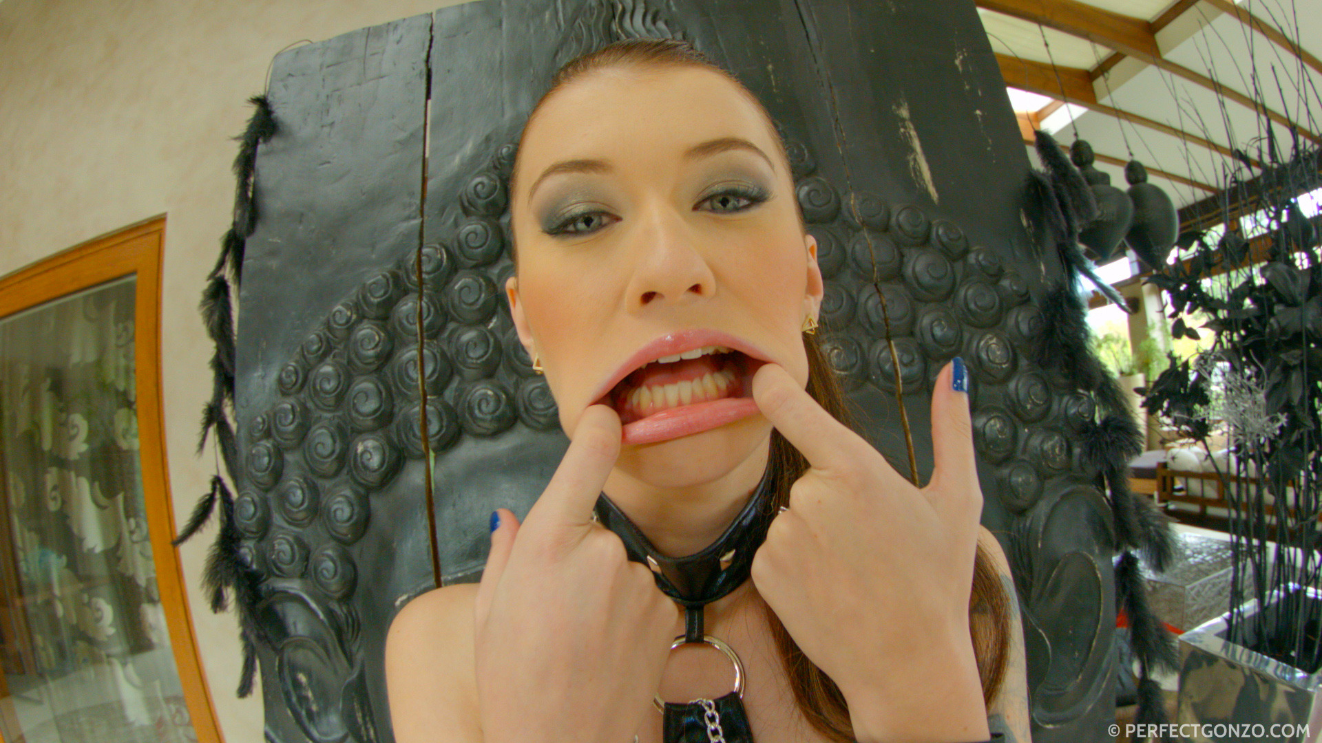 Cumforcover misha cross is drenched in cum - 1 part 3