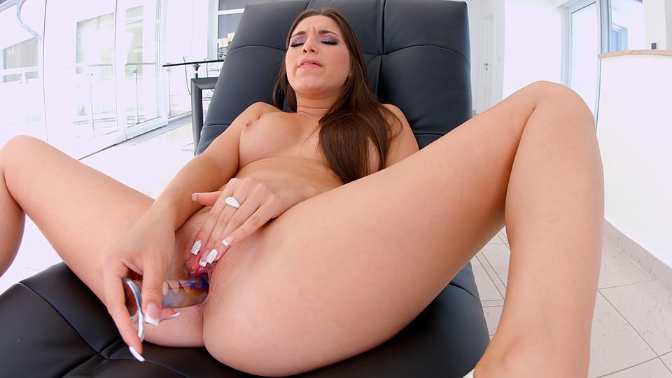 Allinternal julie skyhigh loves taking a mess 8